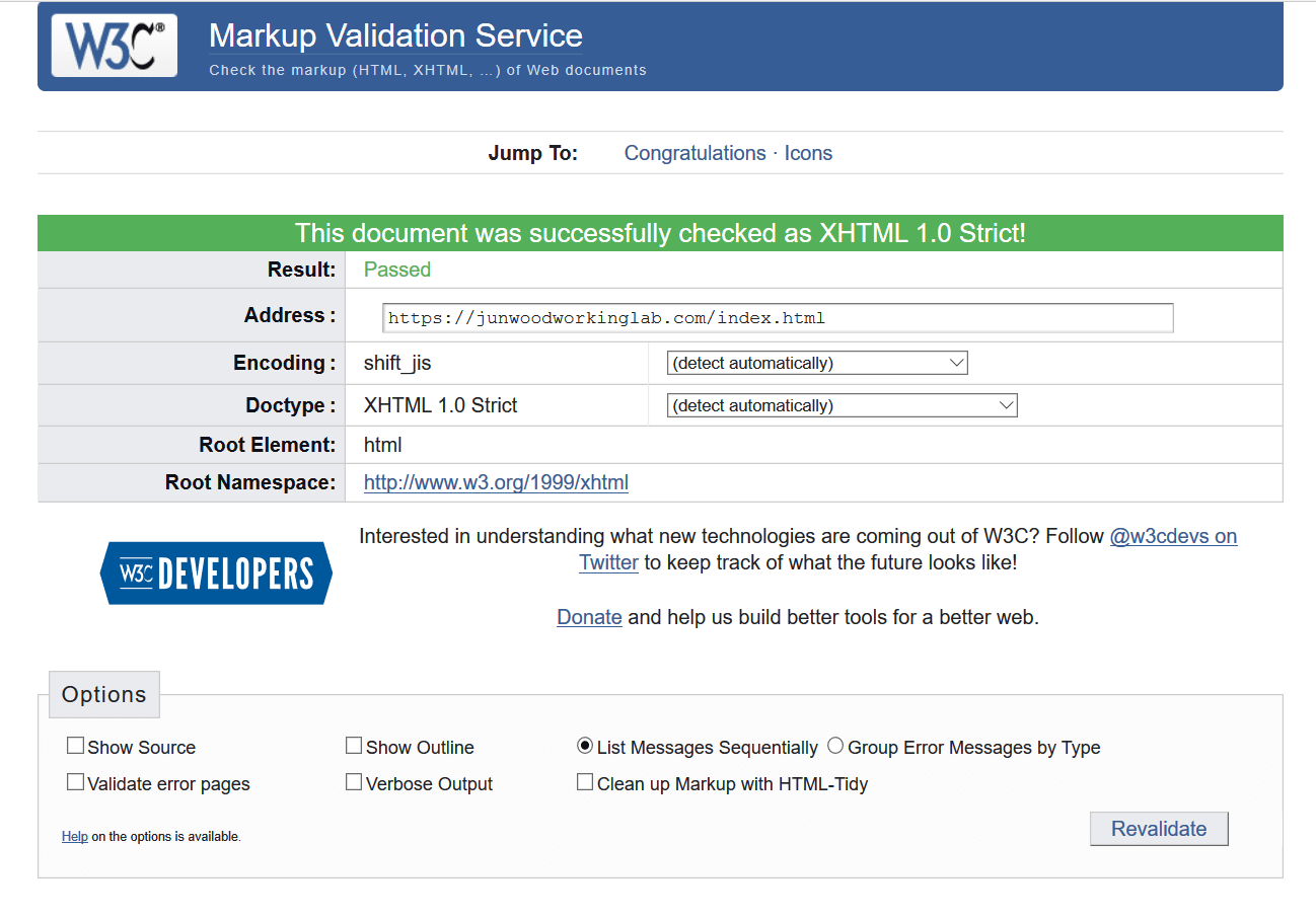 W3CMarkupのキャプチャ